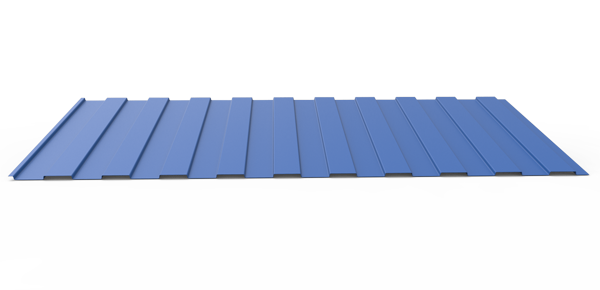 Trapezoid Panel WP-8 - 1