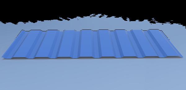 Профнастил стіновий ПС-20 - 1