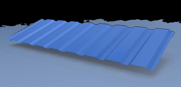 Профнастил стіновий ПС-20 - 2