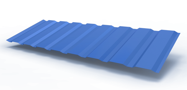 Trapezoid Panel WP-20 - 2