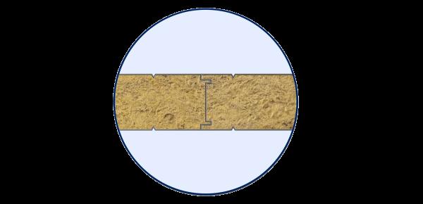 Стінові вогнестійкі сендвіч-панелі Тип V - 4