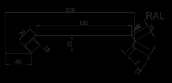 Еврофасад ТИП А/200 гладкий - 3