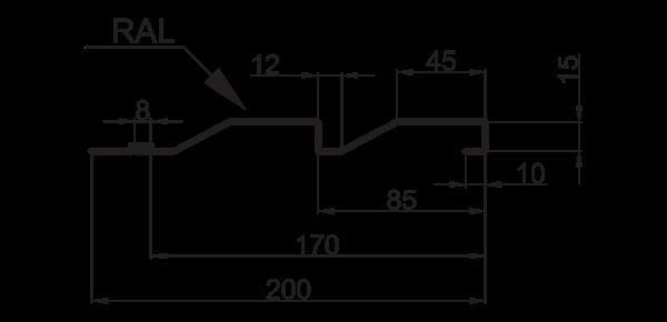 Decking board - 3