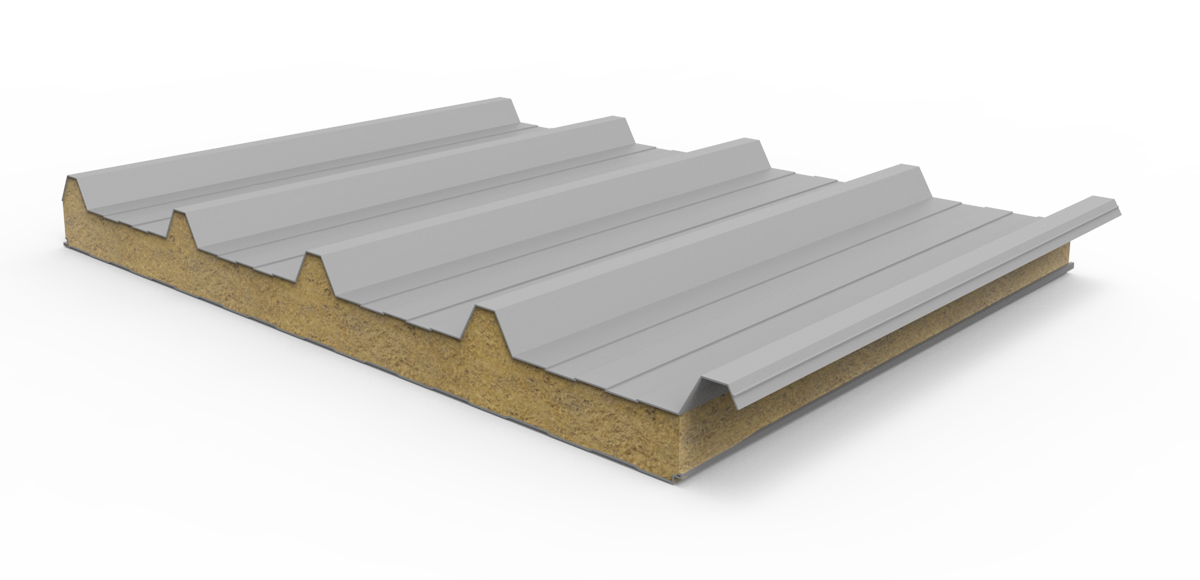 Roofing Insulated Metal Panels - Type S