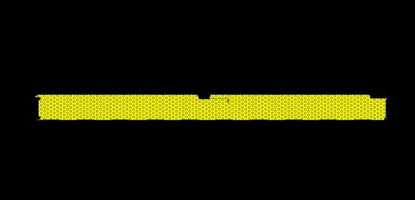 Стінові вогнестійкі сендвіч-панелі Тип PR 1 - 4