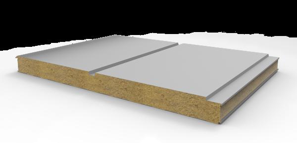 Стеновые огнестойкие сэндвич-панели Тип PR 1 - 1