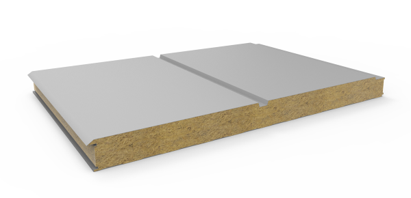 Стінові вогнестійкі сендвіч-панелі Тип PR 1 - 2