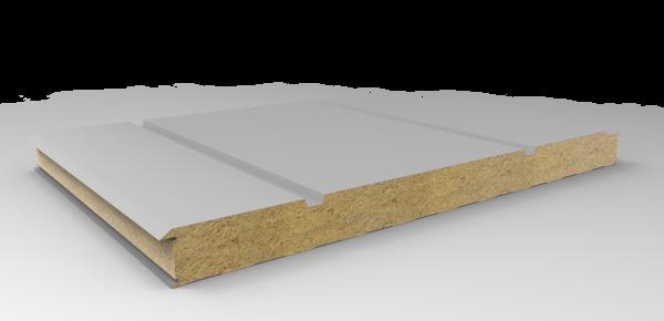 Стінові вогнестійкі сендвіч-панелі Тип PR 2 - 2