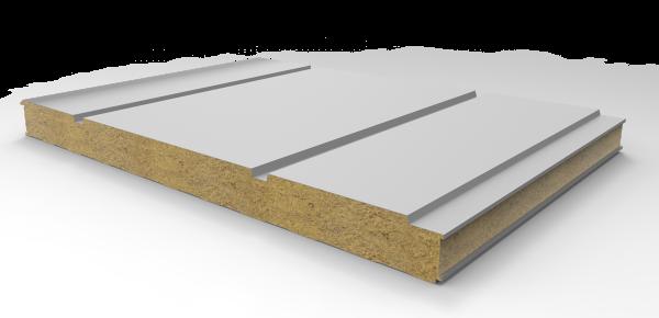Стінові вогнестійкі сендвіч-панелі Тип PR 2 - 1