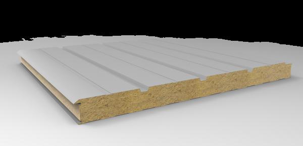 Стінові вогнестійкі сендвіч-панелі Тип PR 3 - 2