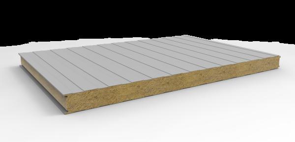 Стінові вогнестійкі сендвіч-панелі Тип S - 2