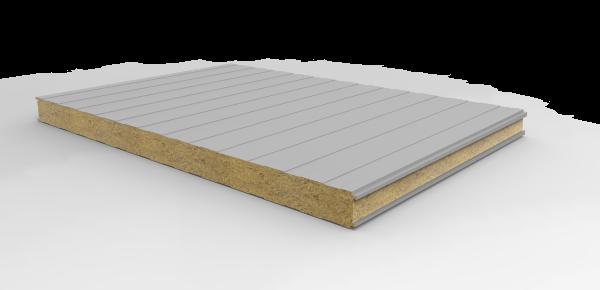 Стінові вогнестійкі сендвіч-панелі Тип S - 1