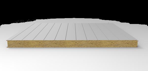 Стеновые огнестойкие сэндвич-панели Тип V - 2