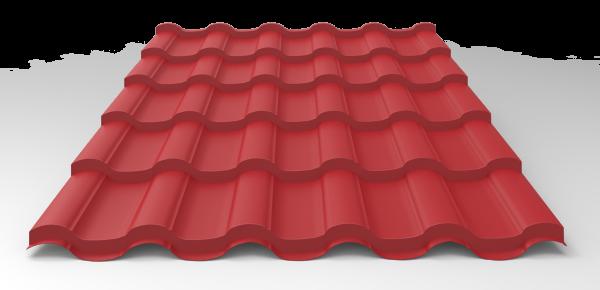 Barcelona metal roofing - 1