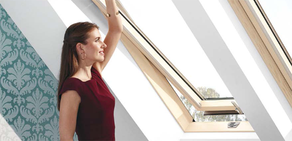 Вікна VELUX OPTIMA Стандарт - 1