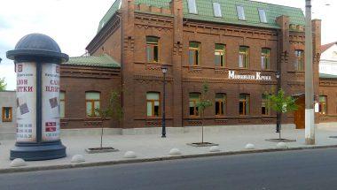 Реставрация здания - 1