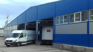 Будівництво складів інтернет-магазину Rozetka.ua - 1