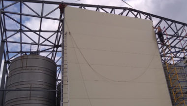 Приміщення для зберігання резервуарів для виноматеріалів і вин - 1