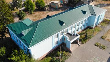 Будівля школи в с. Пилиповичі - 1