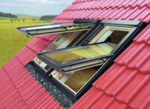 У нас можно купить мансардные окна европейского качества